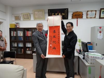 在阪華僑春節祭 五千僑胞日本友人迎新春 4
