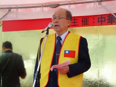 洪勝信 第15回在阪華僑春節祭 五千僑胞日本友人歡度春節