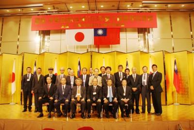 大阪中華總會慶祝103年雙十國慶 1