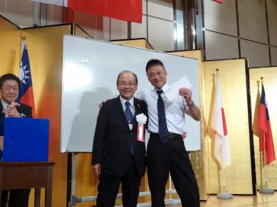 理監事(大阪中華總會慶祝103年雙十國慶_摸彩贈機票)