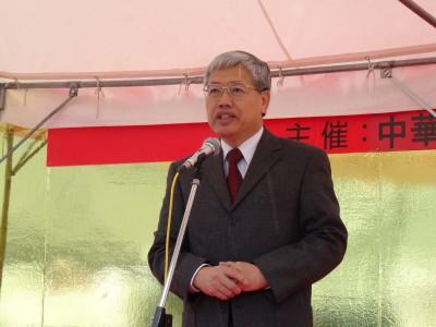 僑務委員會委員長 陳士魁