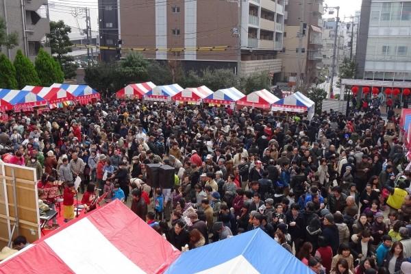 春節祭2014( 五千僑胞日本友人迎新春_03 )