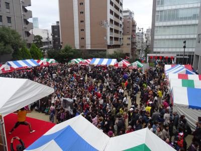 第15回在阪華僑春節祭 五千僑胞日本友人歡度春節