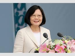 中華民国第14代 蔡英文・総統