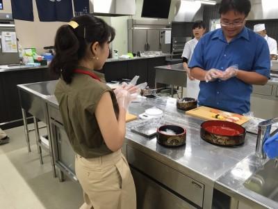 握り寿司職人体験_26
