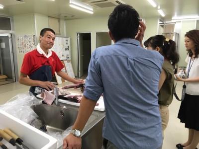 握り寿司職人体験