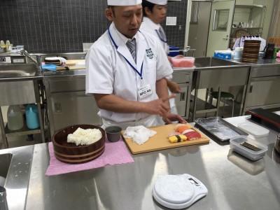 握り寿司職人体験_11