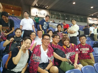 2017_青年部_野球観戦会